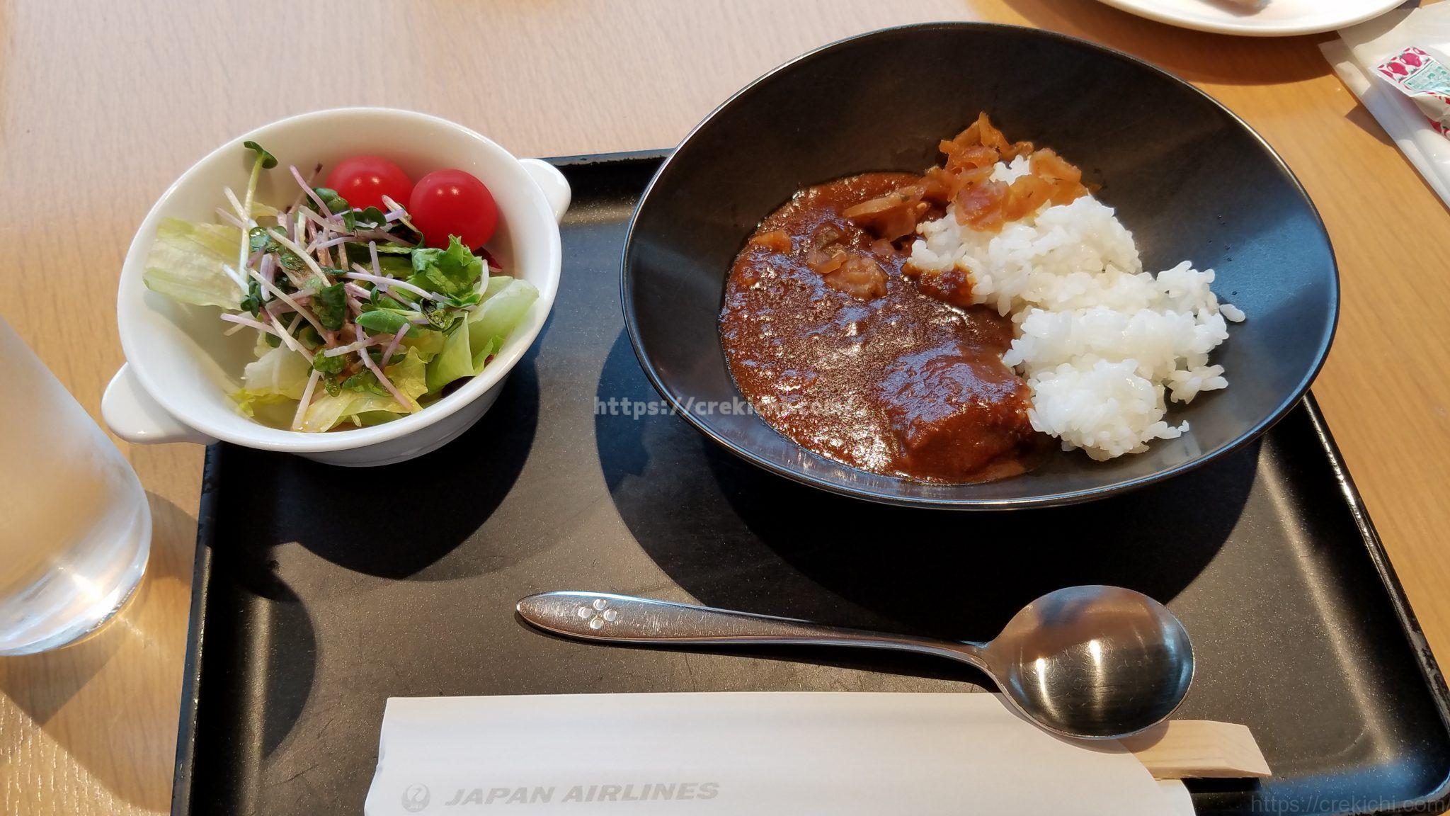 JAL特製カレー