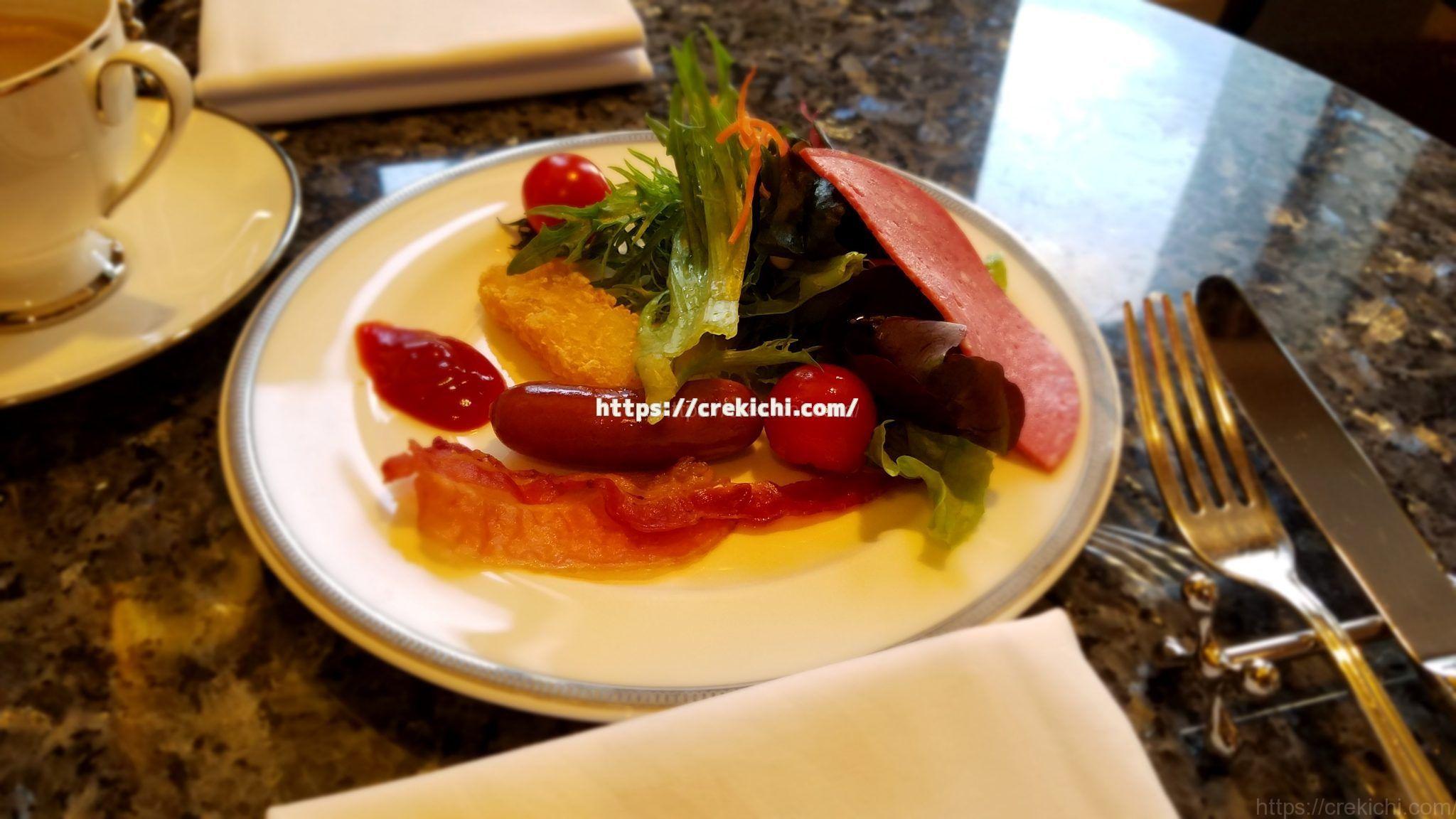 名古屋マリオット 朝食