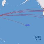 日本発着のデルタ就航路線一覧