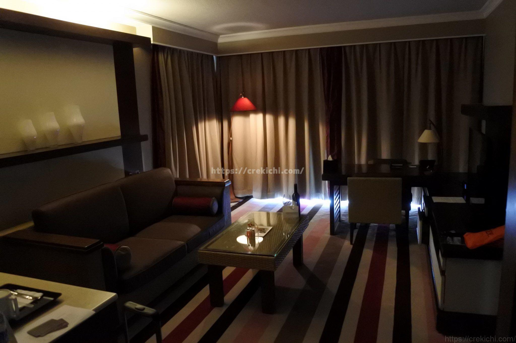 シェラトングアム 客室