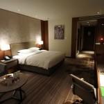 コートヤード台北の客室