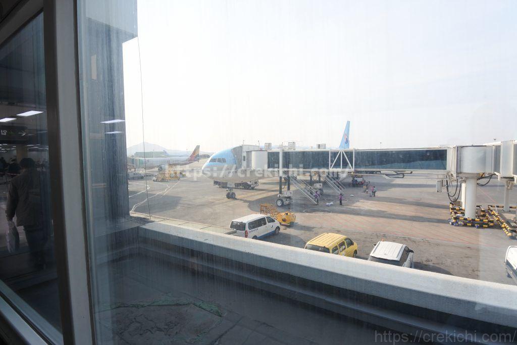 大韓航空KE2708便搭乗記